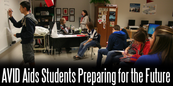 AVID Prepares Students for the Future