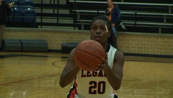 LBTV: Legacy Girl's Basketball Takes on Mansfield High