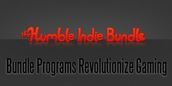 Humble Bundle- Good For Gaming