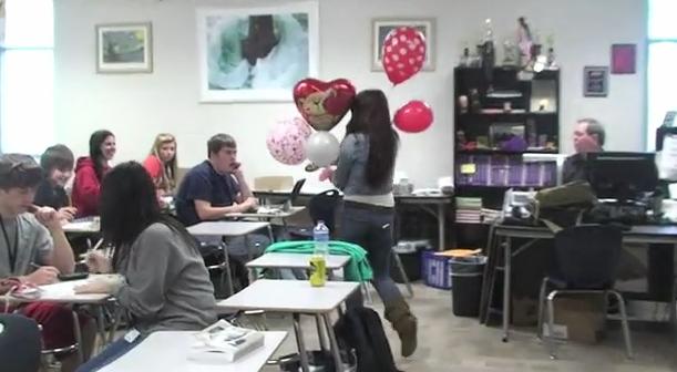LBTV: Valentines Bouquet