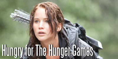 Hungry for The Hunger Games
