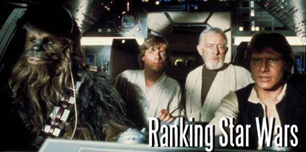 Ranking Star Wars