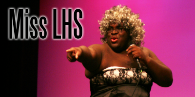 Students Compete in Miss LHS