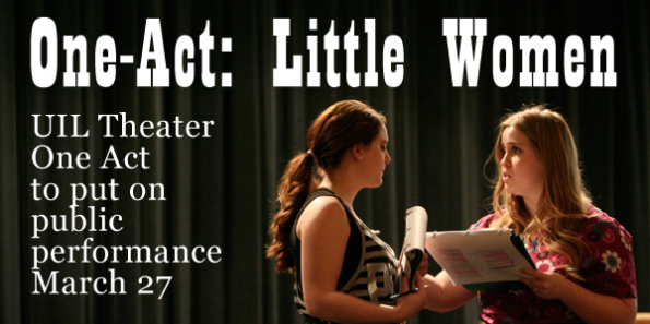 UIL One Act Public Performance