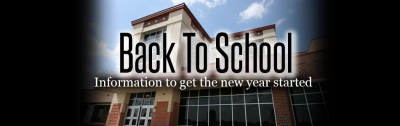 Back to School: Schedule Pick Up Schedule