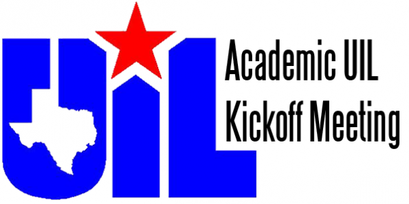 UIL Academics Kickoff Meeting