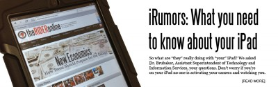 iRumors: What You Need To Know About Your iPad