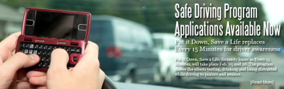 Safe Driving Program Changes Name and Focus
