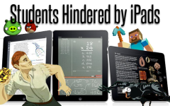District-Issued iPads Distract Students In Class