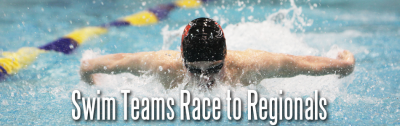 Swim Team Takes on District: Updated