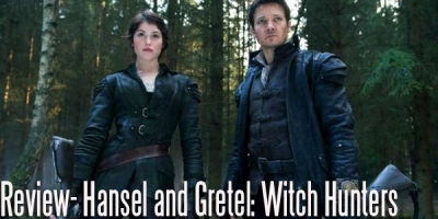 Review- Hansel and Gretel: Witch Hunters