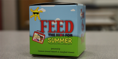 Key Club Helps Feed Kids For The Summer