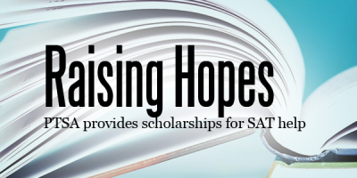 PTSA Provides Scholarships For SAT Help