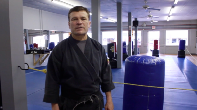 LBTV: Troy Dorsey Karate