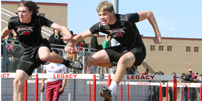 Garrett Moore Advances To State Track Meet