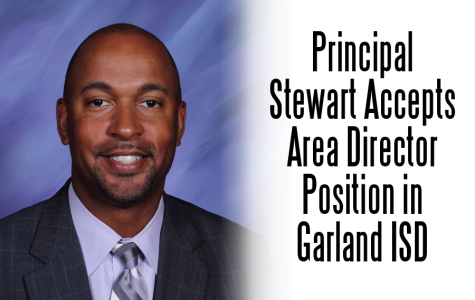 Stewart, McDade Accept Positions in Garland ISD
