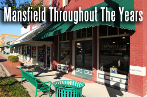 Mansfield Throughout The Years