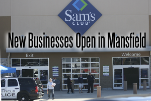 New Businesses Open in Mansfield