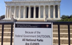 Government Shutdown Affects Student's Plans