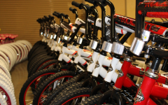 Ben Barber Students Build Bikes for Underprivileged Children