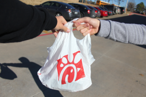 Students Sneak Off Campus for Lunch