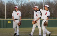 Baseball Players Prepare for the Opening Season