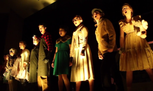 "LBTV: Theatre Presents ""Urinetown"""