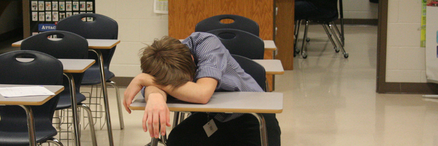 Students Face Laziness in America