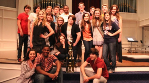 LBTV: Choir Wraps Up Year at DBU Competition