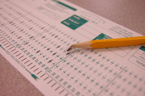 Students Take Final Exams