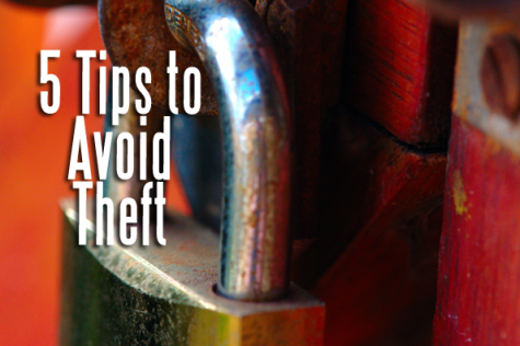 Tips To Avoid Theft