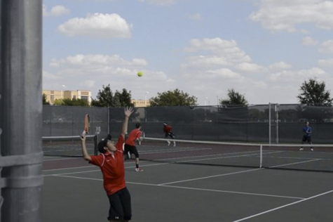LBTV: Tennis Team Beats Summit in District Match