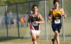 Jake Weith Breaks School Record in Cross Country
