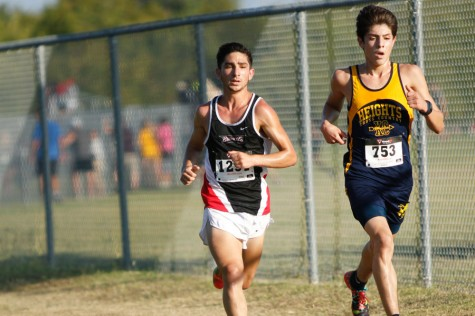 Jake Weith Breaks School Record in Cross Country