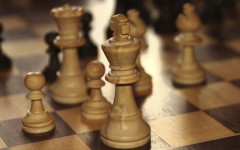 Chess Club Checks Off Another Practice