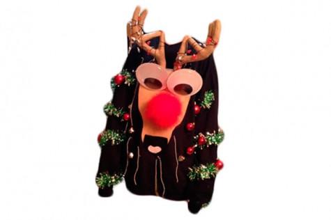 8 DIY Christmas Sweater Ideas