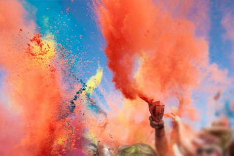 Color Run Slated for U2FC