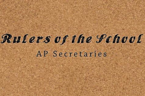 Interactive: AP Secretaries – Rulers of the School