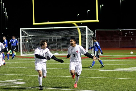 Boys' Soccer Works to Score Goals, Achieve Them