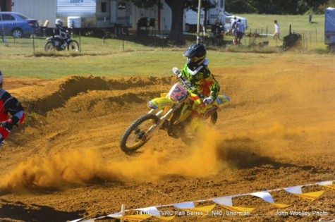 Adrenaline Rush: Brothers Race Motocross