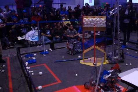 LBTV: MISD Robotics Competition