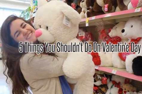 LBTV: 5 Things You Shouldn't Do on Valentine's Day