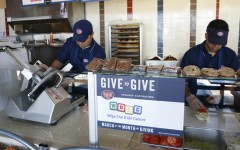 Locally Owned Franchise Donates to Charity