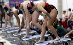 Swim Team Makes Statement At State Swim Meet