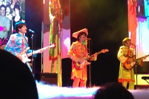 Blast From the Past: Beatles Tribute Concert