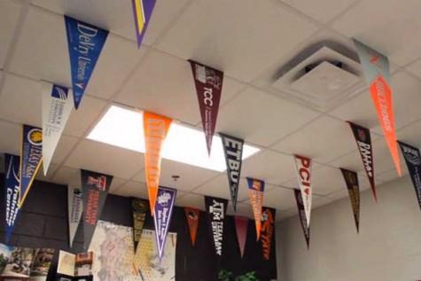 LBTV: Go College, Go Center!