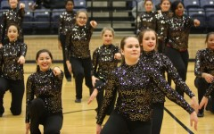 JV Drill Team Recieves Invitation to Perform in Parade