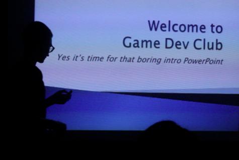 Game Development Club Unites Talents