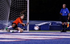 Girls' Soccer Makes School History