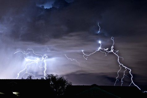 The Beauty of Thunderstorms